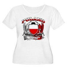 Poland European Soccer 2012 T-Shirt