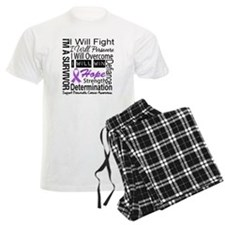 Pancreatic Cancer Persevere Pajamas