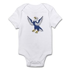 Eagle Landing Infant Bodysuit