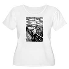 Edvard Munch The Scream T-Shirt