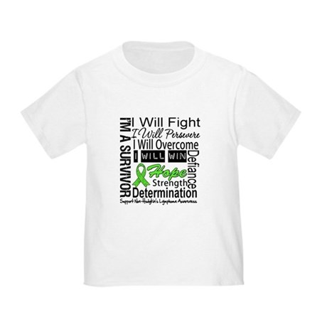 NonHodgkins Lymphoma Toddler T-Shirt