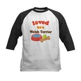 Welsh Terrier Dog Gift Tee