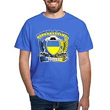 Ukraine Football Soccer T-Shirt
