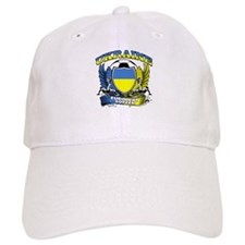 Ukraine Football Soccer Baseball Cap