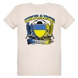 Ukraine Football Soccer T-Shirt
