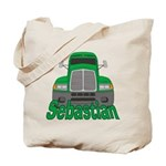 Trucker Sebastian Tote Bag