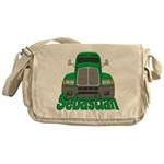 Trucker Sebastian Messenger Bag