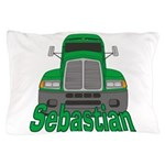 Trucker Sebastian Pillow Case