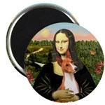 Mona Lisa - Basenji #1 2.25