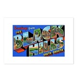 Black Hills South Dakota Postcards (Package of 8)