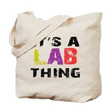 Lab THING Tote Bag