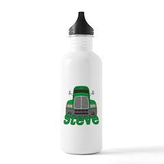 Trucker Steve Water Bottle