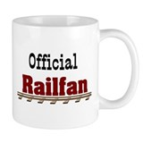 Official Railfan Mug