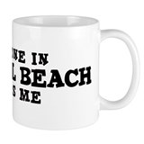 Imperial Beach: Loves Me Small Mug