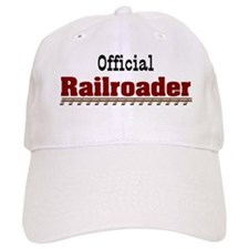 Official Railroader Baseball Cap