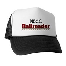 Official Railroader Trucker Hat