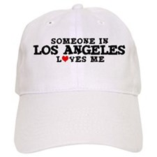 Los Angeles: Loves Me Baseball Cap