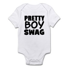 PRETTY BOY SWAG Onesie