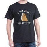 Funny Power yoga T-Shirt