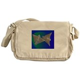 Wonky Whip Ray Messenger Bag