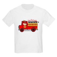FIRE TRUCK - LOVE TO BE ME T-Shirt