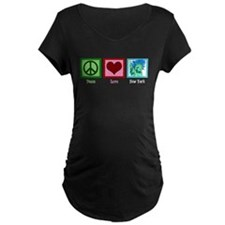 Peace Love New York T-Shirt