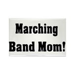Marching Band Mom Rectangle Magnet (100 pack)