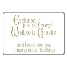 Evolutionary Theory Banner