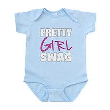PRETTY GIRL SWAG Infant Bodysuit