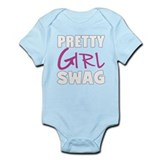 PRETTY GIRL SWAG Onesie