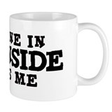 Oceanside: Loves Me Coffee Mug