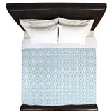 Amara Cornflower King Duvet