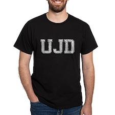 UJD, Vintage, T-Shirt