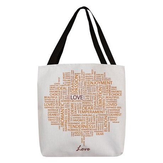 Class of 2012 Graduate Girl Messenger Bag
