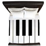 Piano King Duvet