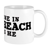 Pismo Beach: Loves Me Coffee Mug