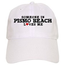 Pismo Beach: Loves Me Baseball Cap