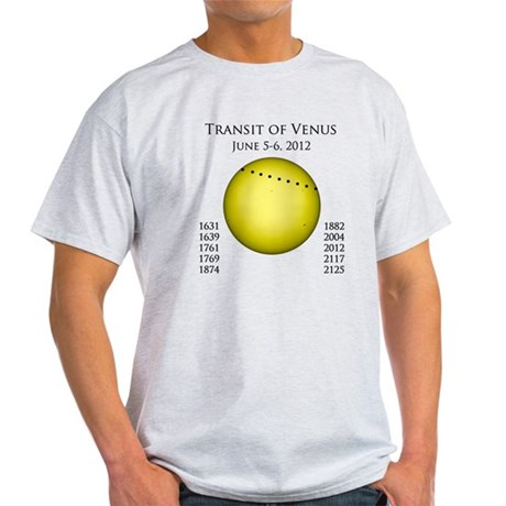 Transit of Venus Light T-Shirt