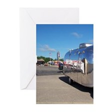 Trailer Reflects Carnival Greeting Cards (Pk of 20