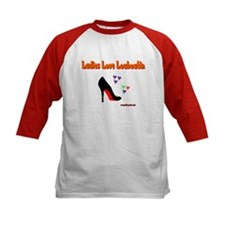 Ladies Love Louboutin 6000.png Tee