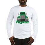 Trucker Taylor Long Sleeve T-Shirt