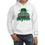 Trucker Taylor Hooded Sweatshirt