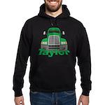 Trucker Taylor Hoodie (dark)