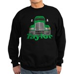 Trucker Taylor Sweatshirt (dark)
