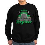 Trucker Taylor Sweatshirt (dark)