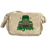 Trucker Taylor Messenger Bag