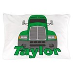 Trucker Taylor Pillow Case