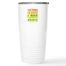 Victory is mine Stainless Steel Travel Mug