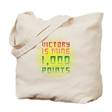 Victory is mine Tote Bag