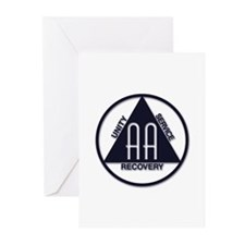 A.A. Logo Classics - Greeting Cards (Pk of 10)